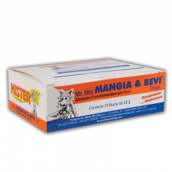 Mr. Mix MANGIA & BEVI Dogs