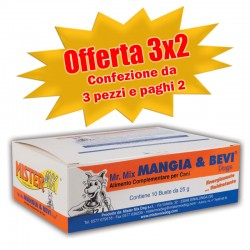 Mr. Mix MANGIA & BEVI Dogs 3x2
